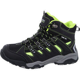 High Colorado Planai Mid - Chaussures Enfant - noir